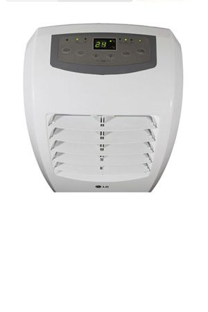 LG LP0910WNR 9 000 BTU Portable Air Conditioner