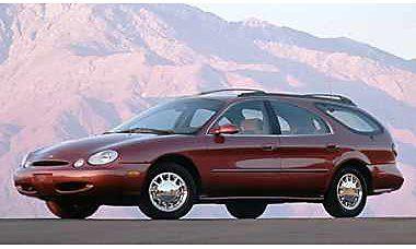 Ford Taurus Mercury Sable Sho Factory 15 Chrome Wheels Rims