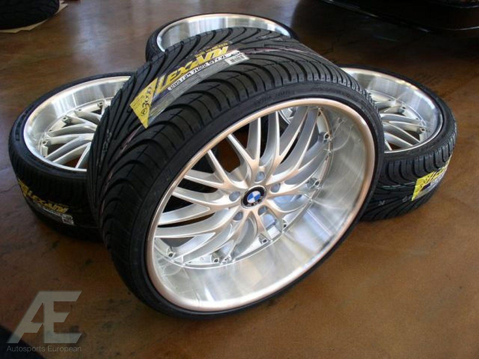 20 BMW Wheels Rim Tires 750i 750LI 760i 760LI x5 x6 M