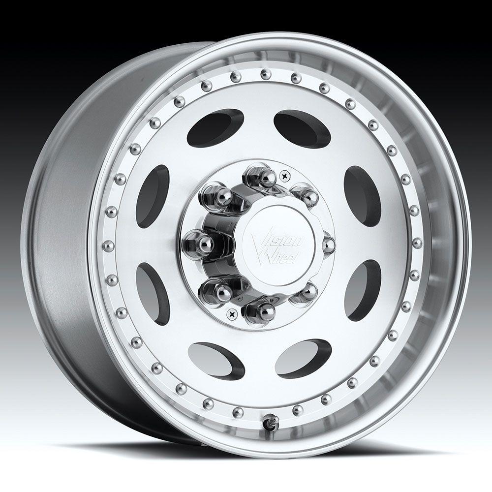 Machined Clear Coated Wheels Rims 8 Lug Chevy GMC 2500 3500 HD
