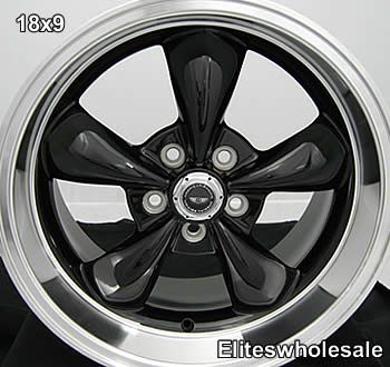 American Racing Torq Thrust M Wheels 5x115 18 Dodge Magnum Rwd