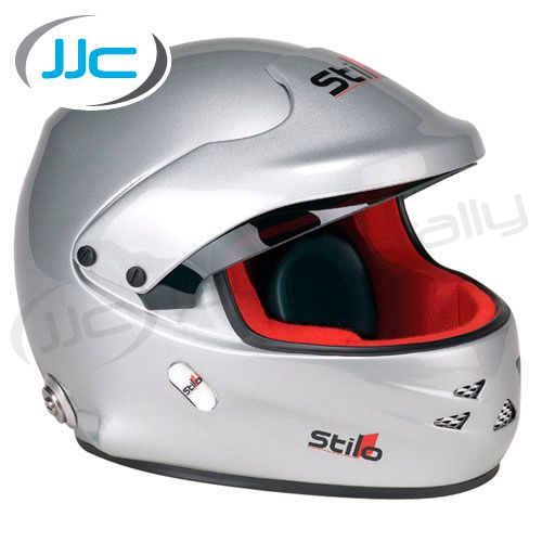 Stilo SR3 Race Rally Full Face Helmet with Intercom