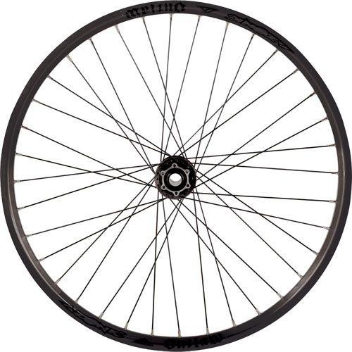 Azonic Outlaw 26 Mountain Bike Wheel Sets Rim Anodized Black
