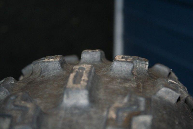 Yamaha Raptor 660 YFZ450 Front Wheels Tires Rim