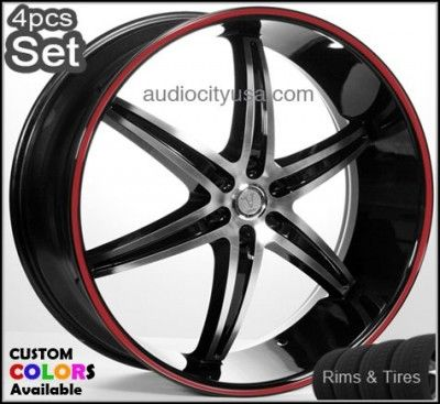 26 Wheels Tires Rims Wheel Chevy Escalade Nissan Siverado