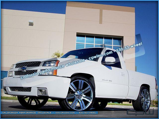 Cadillac Escalade Gun Metal Machined Face wheels GMC Chevrolet rims