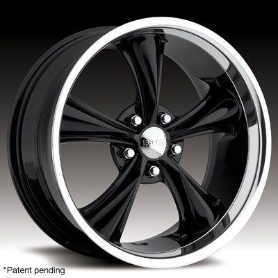 Boss 338 5x4 5 Rims 18 inch Black Wheel Ford Dodge
