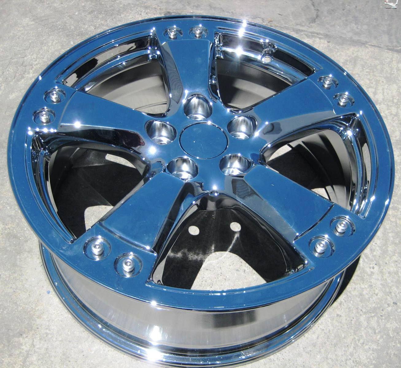 STOCK 4 NEW 18 FACTORY LEXUS RX350 RX330 RX400H CHROME WHEELS RIMS