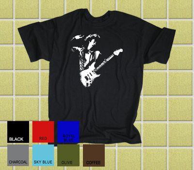 RITCHIE BLACKMORE (Deep Purple) rock T SHIRT ALL SIZES