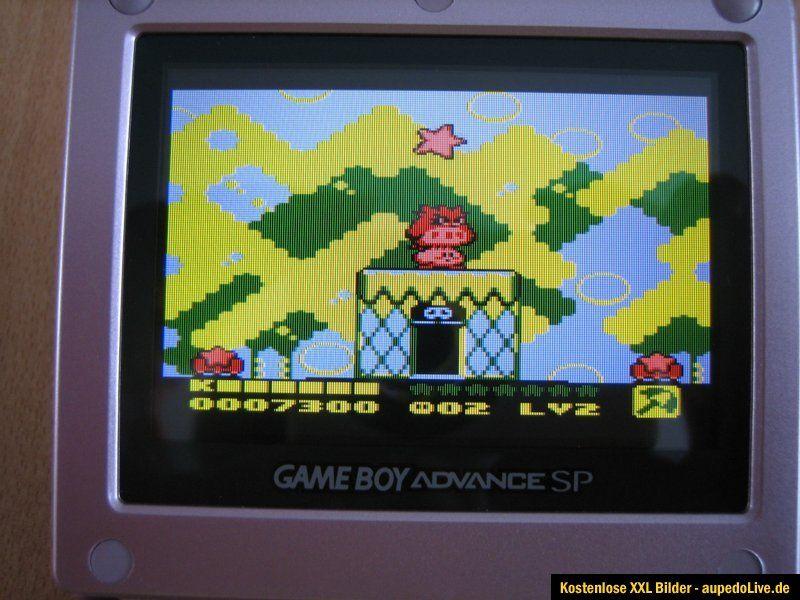 Nintendo Game Boy Spiel Kirby´s Dream Land 2 mit Hülle