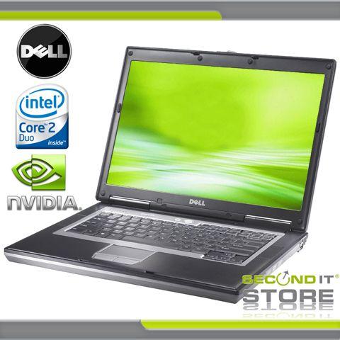 Dell Latitude D630 * Intel Core 2 Duo mit 2x 2,2 GHz * 2 GB RAM * 120