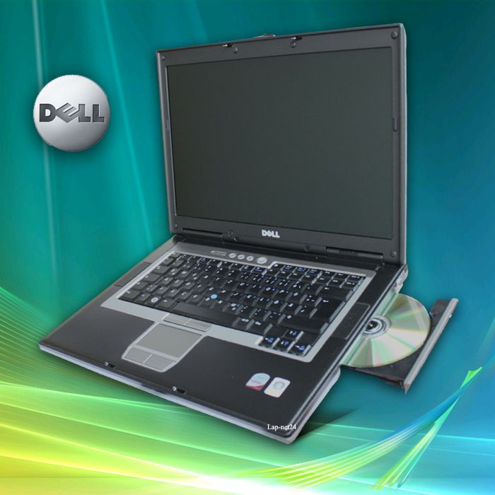 DEll D830 Laptop C2D 2,0Ghz 2GB CD Brenner Wlan TOP + Windows XP Prof