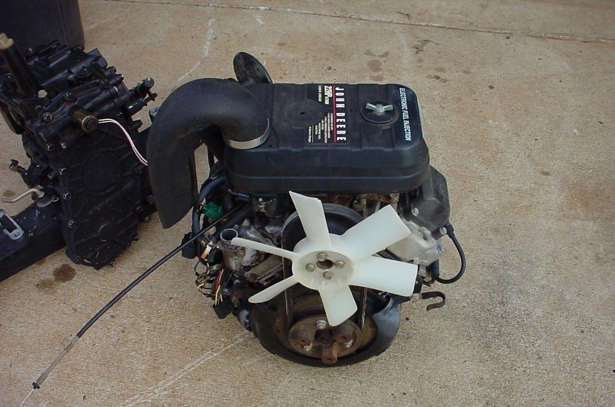 what is the best john deere 445 engine?