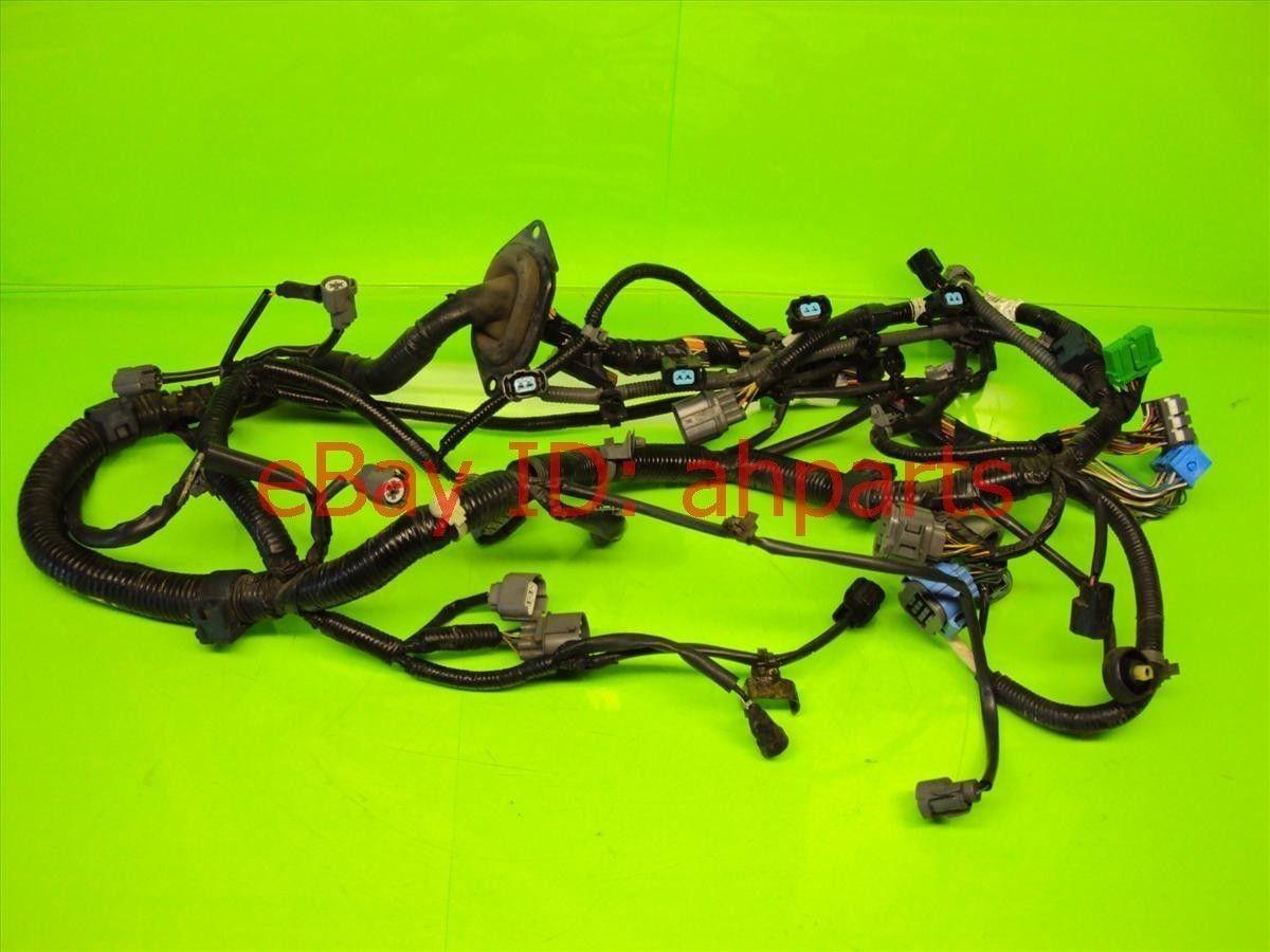 1999 2001 Honda Crv Engine Wire Wiring Harness Wires Motor 32110 Phk
